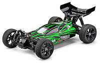 Машина радиоуправляемая Багги 1:10 Himoto Tanto Brushless (зеленый) E10XBLg *х
