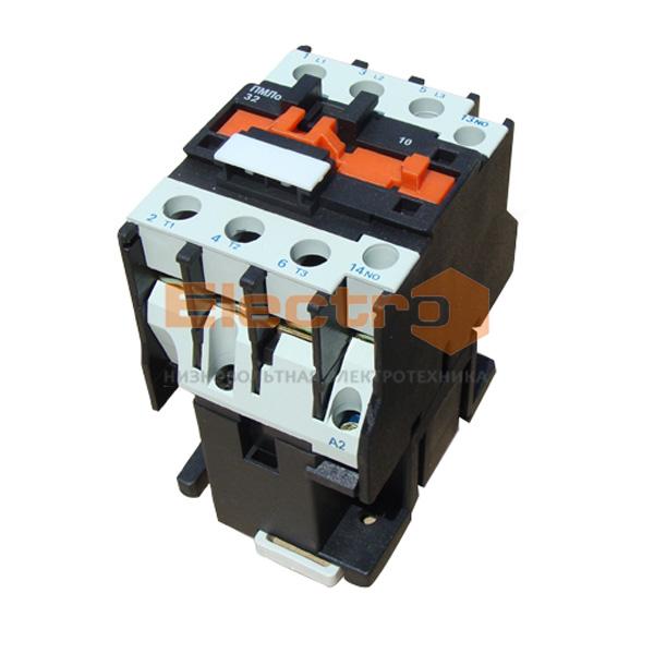 Пускатель ПМЛо-1-50 110В,220В,380В/AC3 1NO+1NC