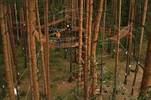 Построить Веревочный Парк в Харькове