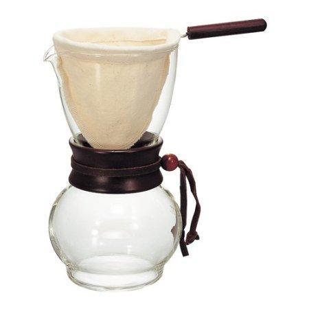 Заварник крапельний Hario Drip Pot 480ml (DPW-3)