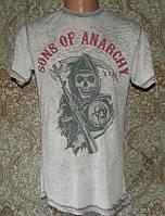 Футболка Sons Of Anarchy от Cedar Wood State (S)