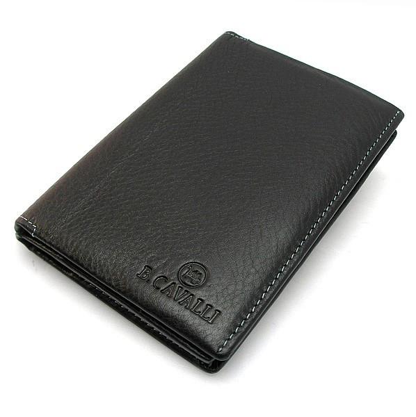 Обложка кожаная для паспорта прав B.Сavalli 449