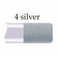 Механический карандаш для губ и глаз Alex Horse APN-100 №04 Silver