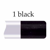 Механический карандаш для губ и глаз Alex Horse APN-100 №01 Black