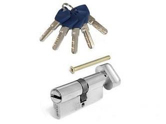 Цилиндр для замка Apecs EM-70 C-NI CIS 10 ключей