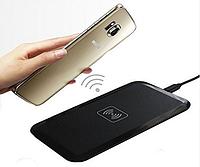 Беспроводное зарядное устройство для смартфона QI Square MC-02A Black, фото 1