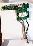 032 Разъемы VGA Аудио USB HP dv4000 - 48.49Q02.021, фото 2