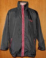 Куртка влагозащитная лёгкая