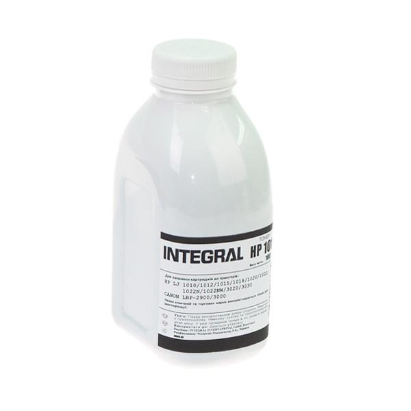 Тонер Integral для HP LJ 1010/1020/1022 бутль 100г (TB61-G1)
