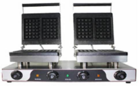 Аппарат для вафель Frosty WS-15-2, фото 2