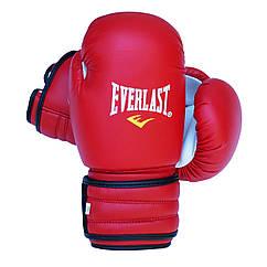 Боксерські рукавички Everlast ПО-5018 Red