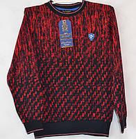 Красный реглан для мальчика от 128 до 164 Blueland