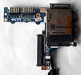 165 USB картридер SATA + шлейф Acer Aspire One D250 eMachines e250 250 - LS-5143P KAV60, фото 2
