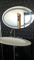 Зеркало 800*600 с светодиодной подсветкой, индивидуальный размер