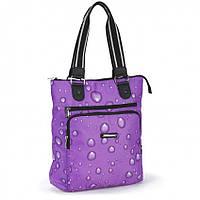 Женская сумка Dolly 459 классическая на одно отделение Украина 30 см х 35 см х 13 см
