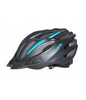 Шлем Green Cycle Rock размер 54-58см черно-синий