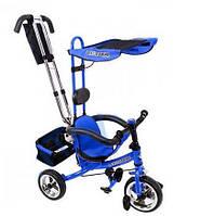 Велосипед детский трехколёсный, синий, XG18919-T12-2