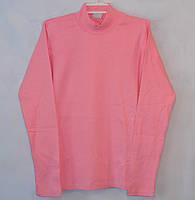 Розовая водолазка для девочки от 13 до 16 лет Lovetti