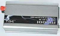 Автомобильный инвертор Преобразователь Напряжения TBE 1000W