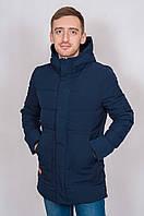 Мужская стильная куртка темно-синего цвета. LIE ZARA НОВИНКА!