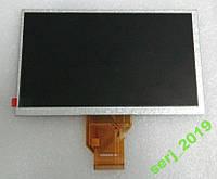 Дисплей планшета teXet TB-710HD/720HD/730HD/740HD