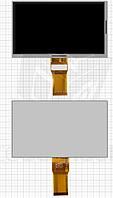 Дисплей для планшета E242868 ,(164*97 мм),50pin