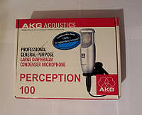 Микрофон Akg perception 100