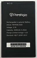 Аккумулятор Original к телефону Prestigio PAP4055 DUO 2500mAh (PAP 4055)