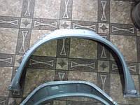 Ремчасть внутренняя заднего левого крыла (арка) Ford Transit 91-94
