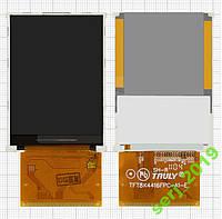 Дисплей для Fly E133, E176, 37 pin , TFT8K4416FPC-A1-E
