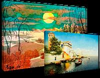 Печать картины 90х120 см