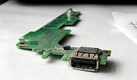 103 Разъем USB DELL 500 PP29L 1525 1526 - 07534-2 48.4W007.021, фото 1