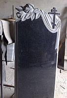 Памятник с розами ПГ - 076
