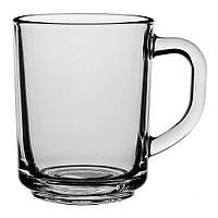 Набор 2 кружки 250мл, стеклянные Mugs 55029