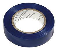 Изолента 0,13х15 мм 20 метров ИЭК Синяя
