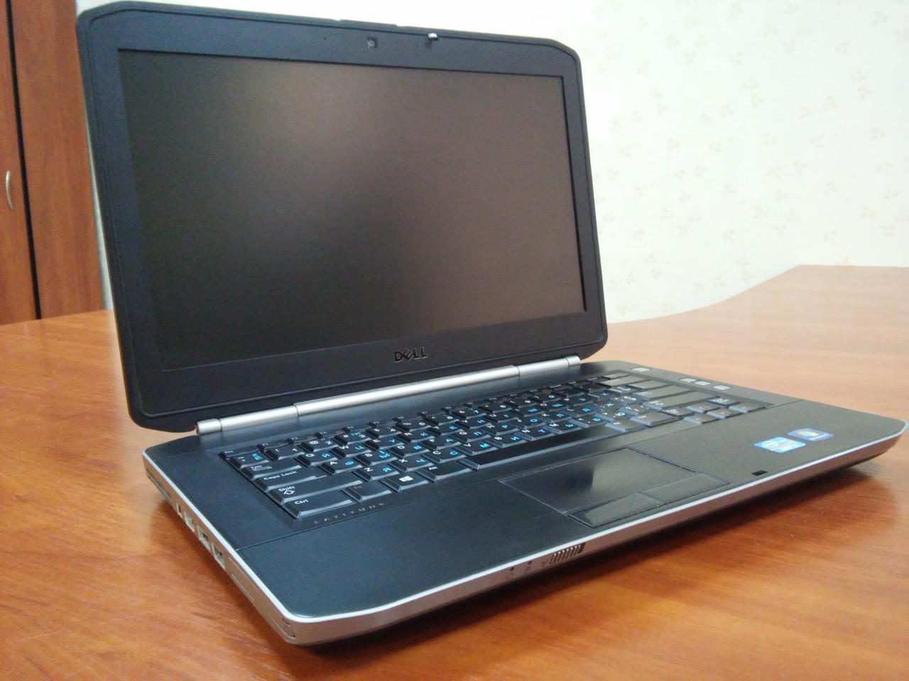 """Ноутбук Dell Latitude e5420, 14.1"""", Intel Core i5 2.5GHz, RAM 4ГБ, HDD 320ГБ"""
