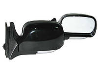 Зеркала наружные ВАЗ 2107 KL-2107L (Black) сферическое