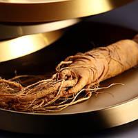 Натуральное косметическое масло Ginseng из корней женьшеня