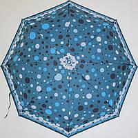 Женский зонт полуавтомат на 8 карбоновых спиц, фото 1