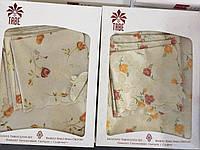 Скатерть Beysu Tabe  с Люрексом и 12 Салфеток  160Х220