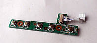 128 Панель кнопок MSI M670 M677 EX610 M673 VR610 GX610 RoverBook Nautilus W551 - MS-10396