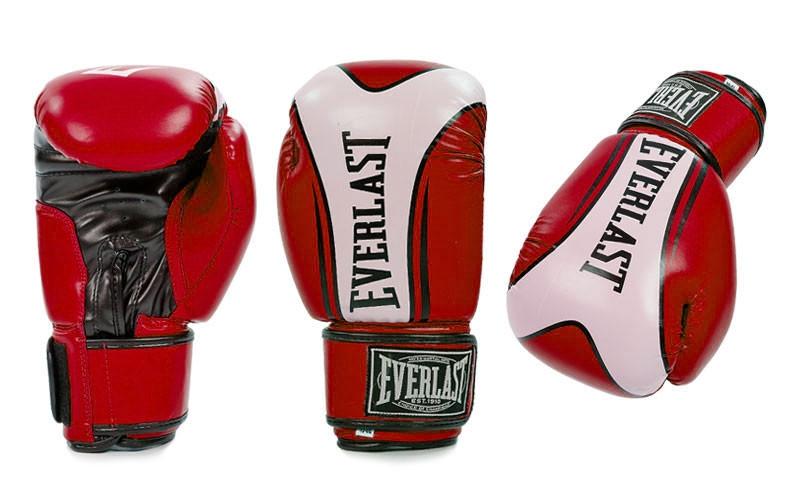 Боксерские перчатки Everlast ВО-0225 Red