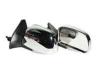 Зеркала наружные ВАЗ 2109 YH-3109A (Chrome) антибл