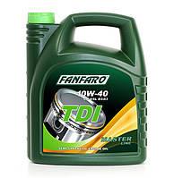 Масло моторное Fanfaro 10W-40 TDI полусинтетическое 5л