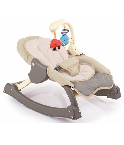 Кресло-качалка Weina MusiCozzi Joy (шоколадный)