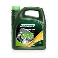Масло моторное Fanfaro 10W-40 TSX полусинтетическое 5л