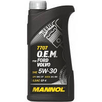 Масло моторное Mannol 5W-30 7707 O.E.M. синтетическое 1л