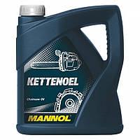 Масло Mannol Kettenoel минеральное 4л