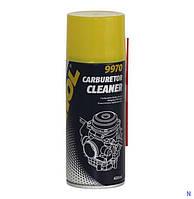 Спрей/очиститель карбюратора Mannol 9970 Carburetor Cleaner 400 мл