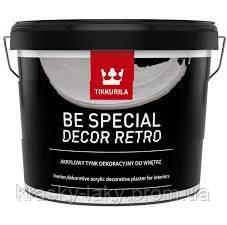 Штукатурка декоративная Be Special Decor Retro, 14кг